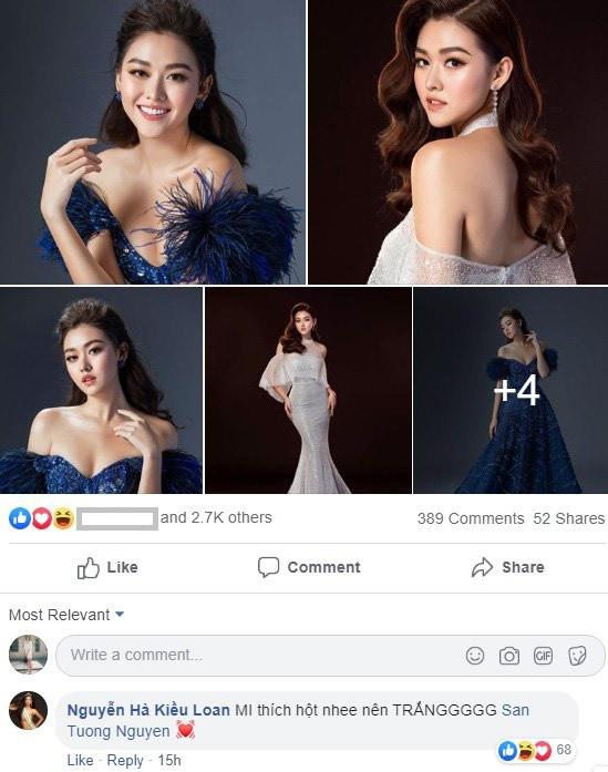 """Chuyện thú vị phía sau bộ váy trắng """"lấy may"""" mà Tường San đã mặc tại Chung kết Miss International 2019 - Ảnh 4."""