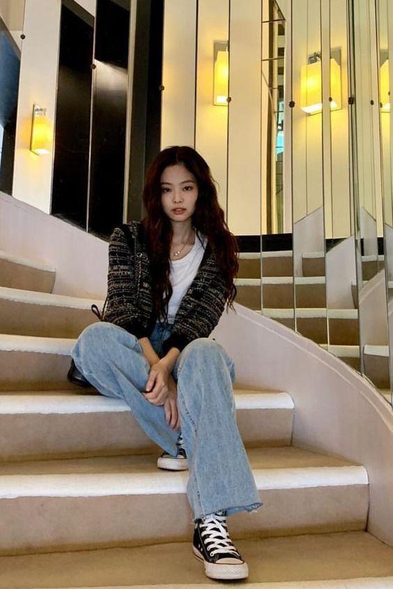 Những cô nàng thời trang, sành điệu nhất showbiz Việt - hàn đang  - Ảnh 11.