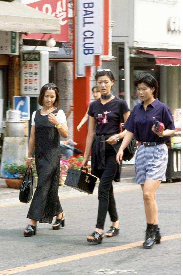 Nam thanh nữ tú xứ Hàn những năm 90: Lên đồ chặt chém, bắt trend - Ảnh 7.