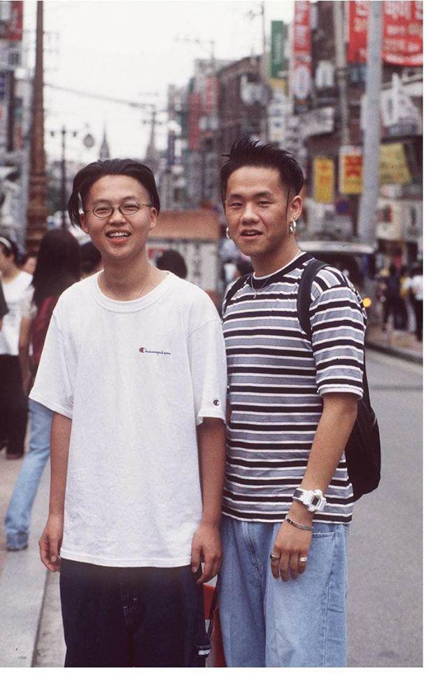 Nam thanh nữ tú xứ Hàn những năm 90: Lên đồ chặt chém, bắt trend - Ảnh 11.