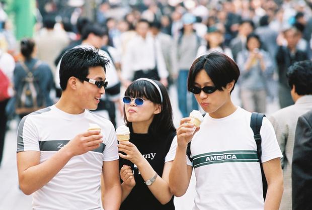 Nam thanh nữ tú xứ Hàn những năm 90: Lên đồ chặt chém, bắt trend nhạy chẳng kém idol Kpop - Ảnh 13.
