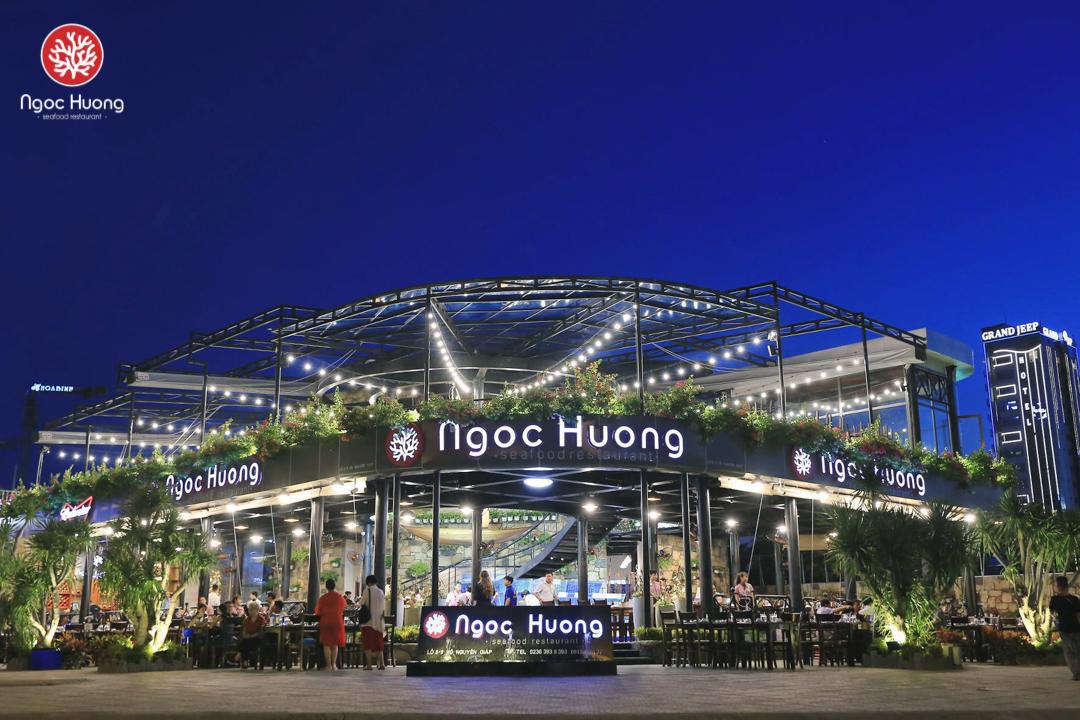 Ngoc Huong Seafood restaurant – nhà hàng hải sản trứ danh bậc nhất Đà Nẵng - Ảnh 1.