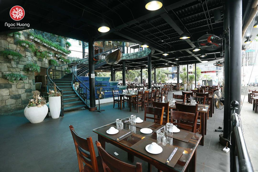 Ngoc Huong Seafood restaurant – nhà hàng hải sản trứ danh bậc nhất Đà Nẵng - Ảnh 2.