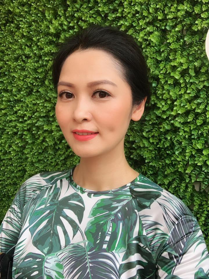 Nghe diễn viên Thuý Hà chia sẻ bí quyết tươi như hoa ở độ tuổi 41 - Ảnh 3.