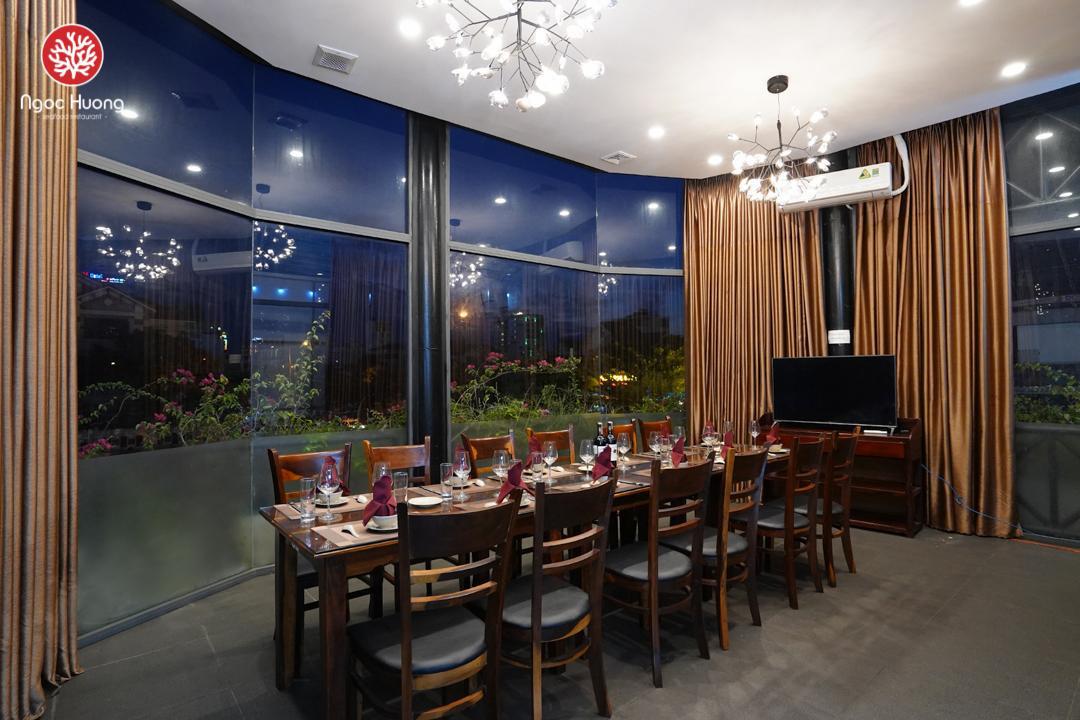 Ngoc Huong Seafood restaurant – nhà hàng hải sản trứ danh bậc nhất Đà Nẵng - Ảnh 4.