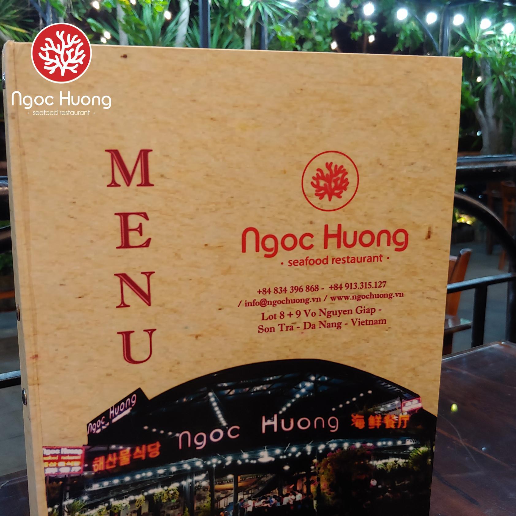 Ngoc Huong Seafood restaurant – nhà hàng hải sản trứ danh bậc nhất Đà Nẵng - Ảnh 5.