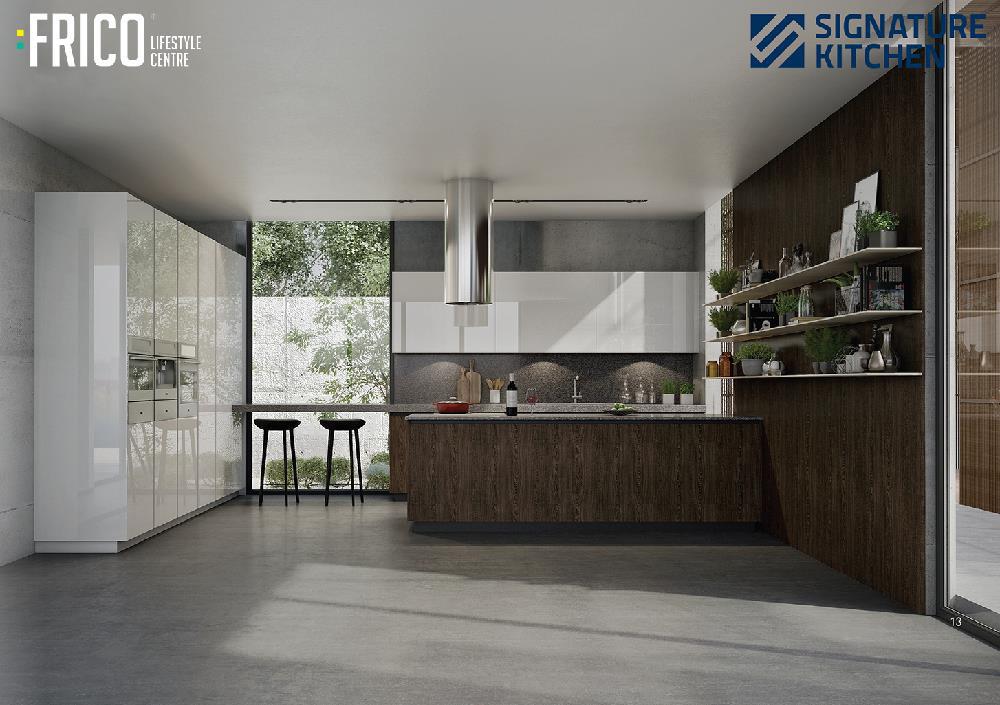 """6 phong cách thiết kế phòng bếp """"bỏ bùa"""" chị em nội trợ Việt - Ảnh 2."""