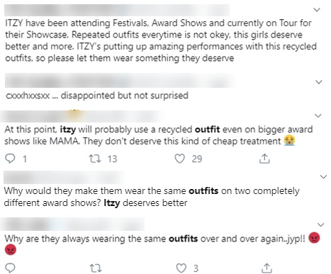 """ITZY vượt mặt EVERGLOW giành giải tân binh nhưng vẫn bị chê tơi tả, netizen cà khịa: """"JYP chỉ lo cho TWICE mà thôi"""" - Ảnh 7."""