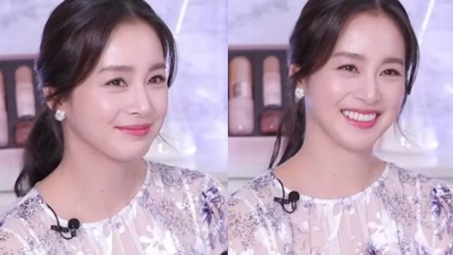 """Trở lại sau thời gian """"ở ẩn"""", Kim Tae Hee vô tình tiết lộ tình trạng hôn nhân hiện tại với Bi Rain - Ảnh 2."""