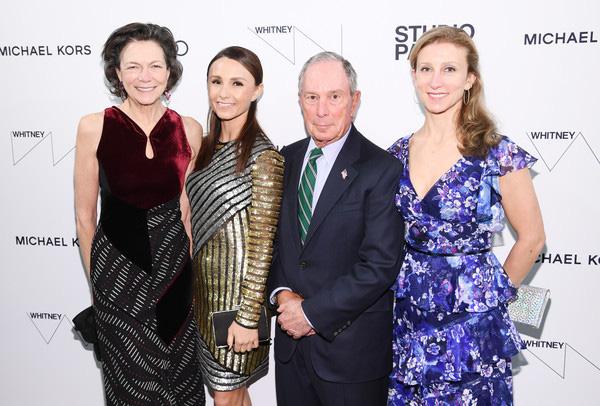 Hai người con gái tài sắc vẹn toàn của tỷ phú giàu thứ 9 nước Mỹ, đối thủ đáng gờm của ông Trump trong cuộc chạy đua vào Nhà Trắng - Ảnh 2.