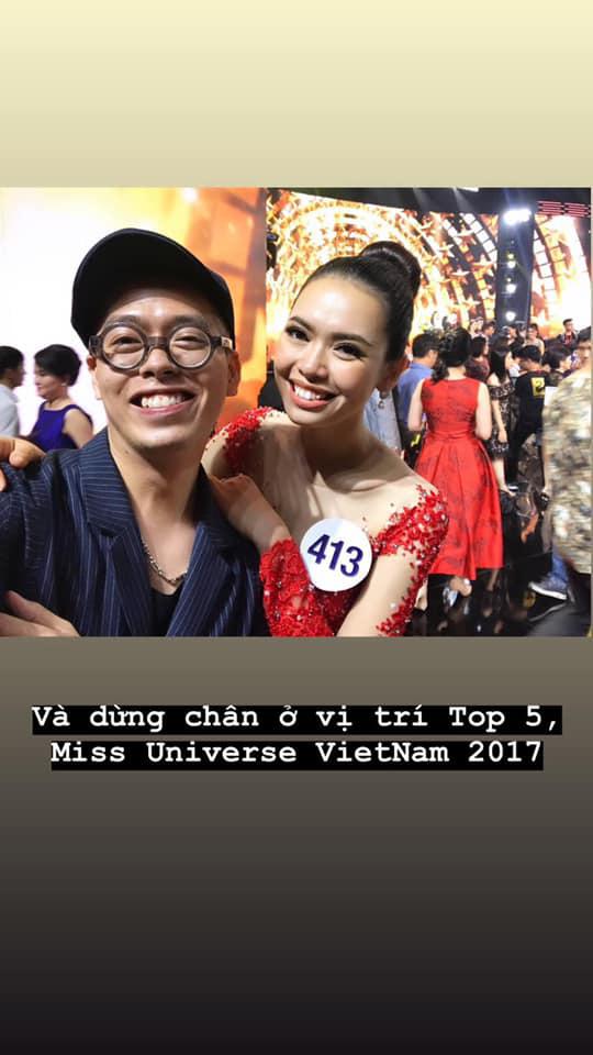 Top 5 Hoa hậu Hoàn vũ Việt Nam 2017 gây cảm động với câu chuyện cùng bạn thân 9 năm và tình yêu đẹp bên ông xã 10 năm  - Ảnh 5.