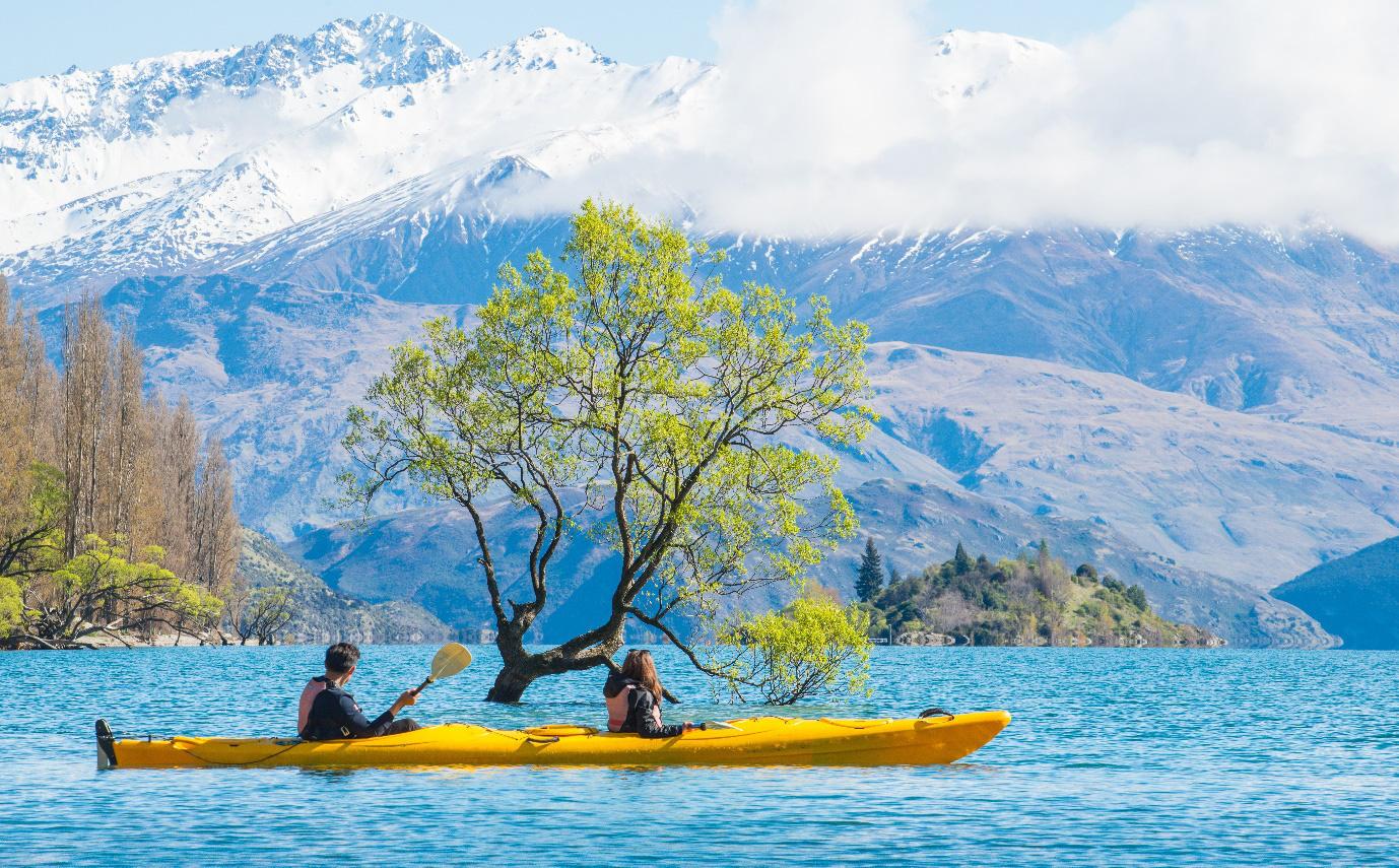 Thiên đường New Zealand – trải nghiệm kỳ nghỉ lý tưởng cho gia đình - Ảnh 2.