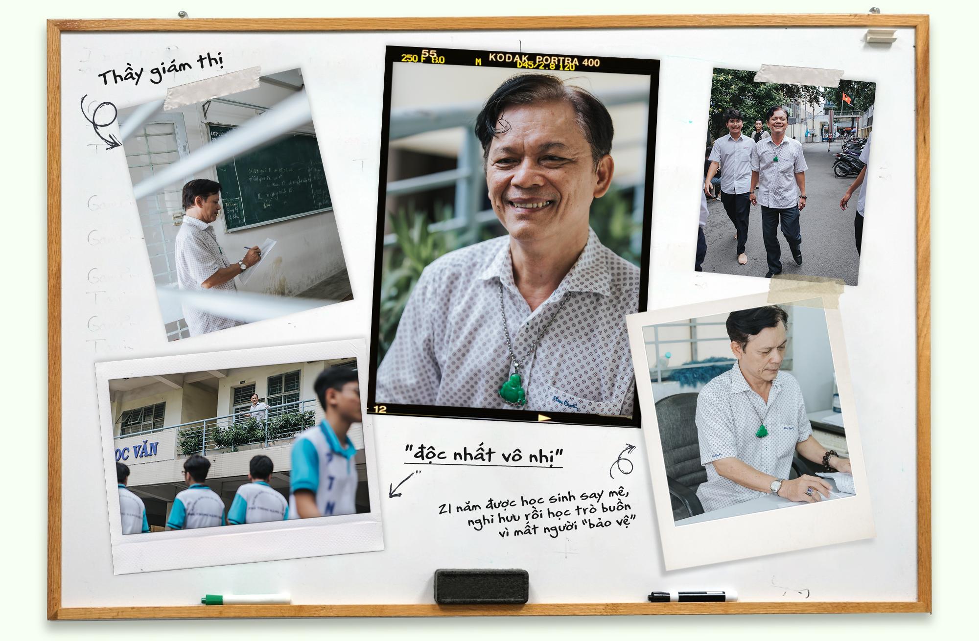 """Thầy giám thị """"độc nhất vô nhị"""" ở Sài Gòn, 21 năm được học sinh say mê, nghỉ hưu rồi học trò buồn vì mất người """"bảo vệ""""  - Ảnh 9."""
