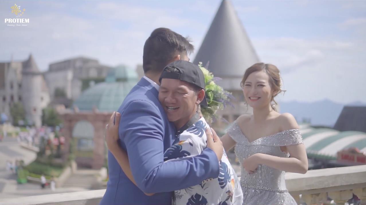 Tung video chụp ảnh cưới… nhưng anh thợ chụp ảnh mới là người chiếm spotlight khiến cộng đồng mạng nhiệt liệt thả tim - Ảnh 4.
