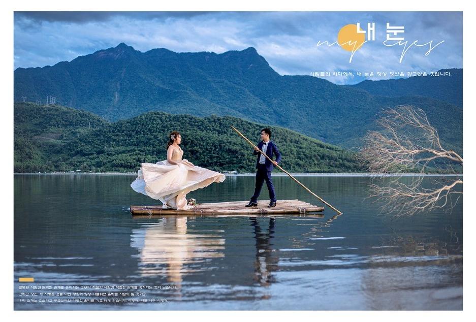 Tung video chụp ảnh cưới… nhưng anh thợ chụp ảnh mới là người chiếm spotlight khiến cộng đồng mạng nhiệt liệt thả tim - Ảnh 8.