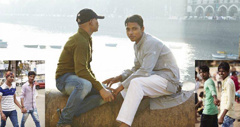 Nắm tay nhau mỗi khi ra đường: Nét văn hóa kỳ lạ nhưng thú vị giữa những anh đàn ông Ấn Độ - Ảnh 1.