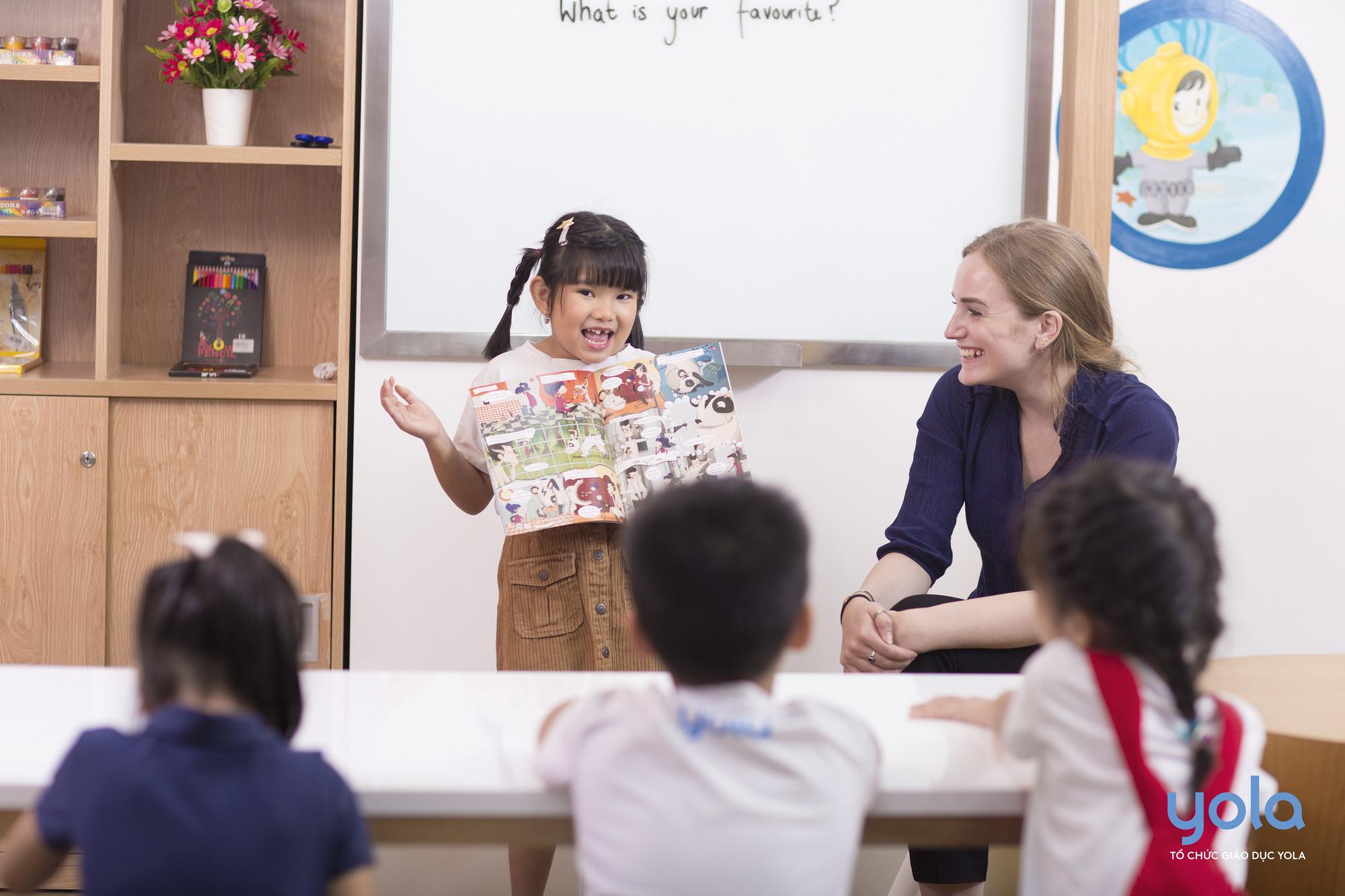 Giúp trẻ thích học tiếng Anh bằng những cách vô cùng đơn giản - Ảnh 1.