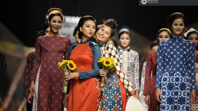 Giữa nghi án áo dài bị copy, NTK Thủy Nguyễn khẳng định: Sản phẩm kia giống thiết kế gốc của tôi đến hơn 90% - Ảnh 6.
