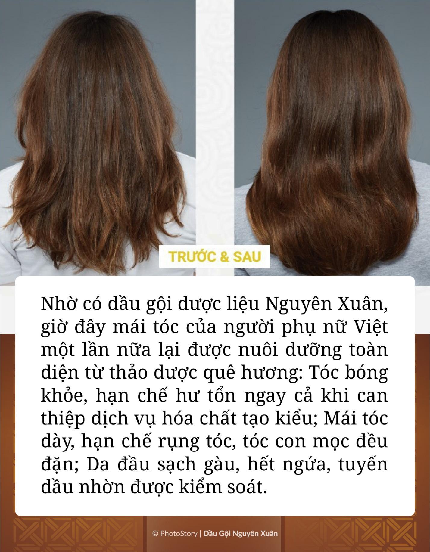 Khám phá nồi nước gội đầu và bí quyết sở hữu mái tóc đẹp dài đen mượt như của bà của mẹ ngày xưa - Ảnh 7.