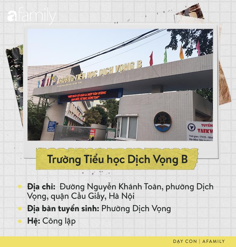 Danh sách các trường tiểu học tại quận Cầu Giấy: Chiếm gần một nửa là hệ ngoài công lập, ghi dấu ấn với trường Nguyễn Siêu - Ảnh 4.