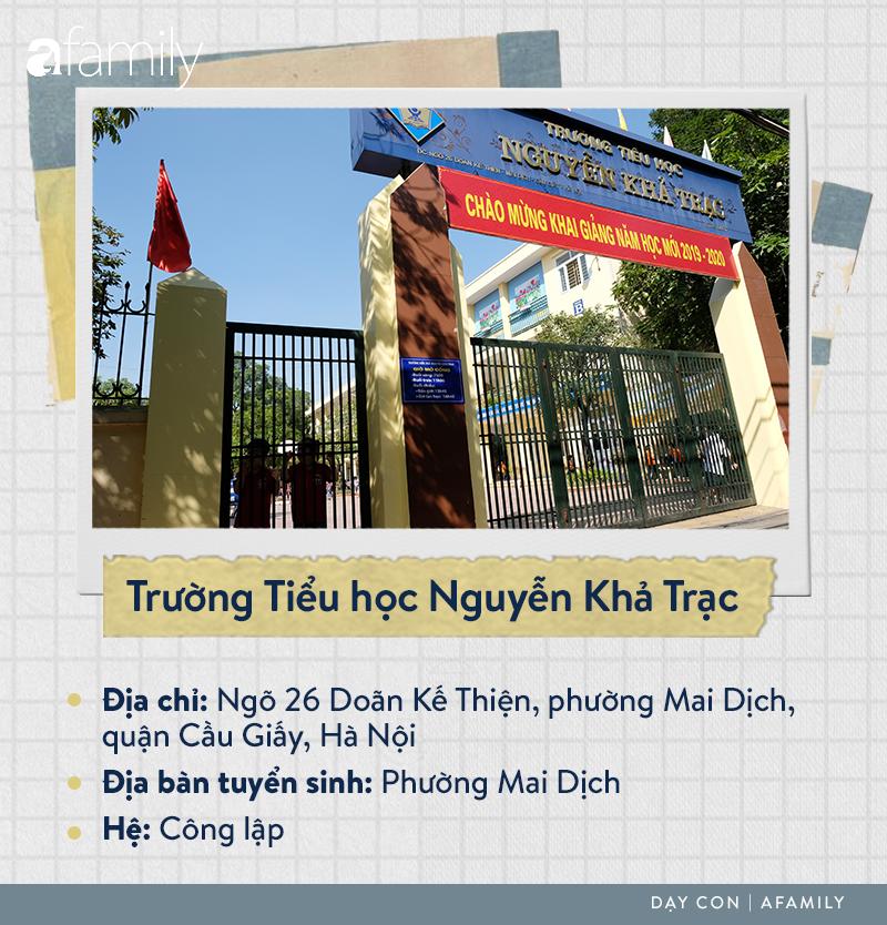 Danh sách các trường tiểu học tại quận Cầu Giấy: Chiếm gần một nửa là hệ ngoài công lập, ghi dấu ấn với trường Nguyễn Siêu - Ảnh 8.