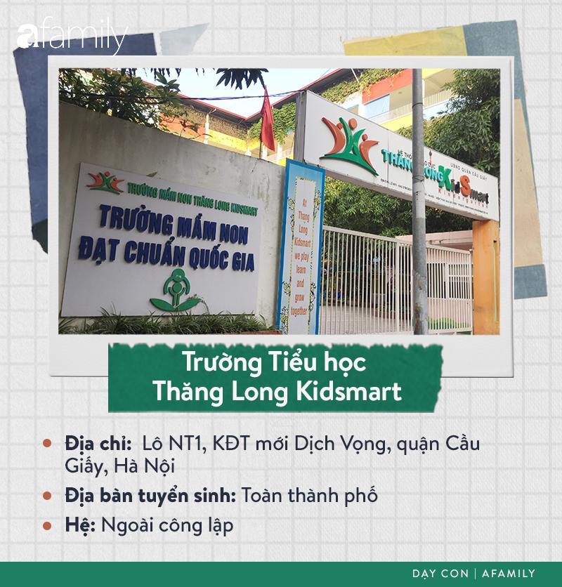 Danh sách các trường tiểu học tại quận Cầu Giấy: Chiếm gần một nửa là hệ ngoài công lập, ghi dấu ấn với trường Nguyễn Siêu - Ảnh 14.