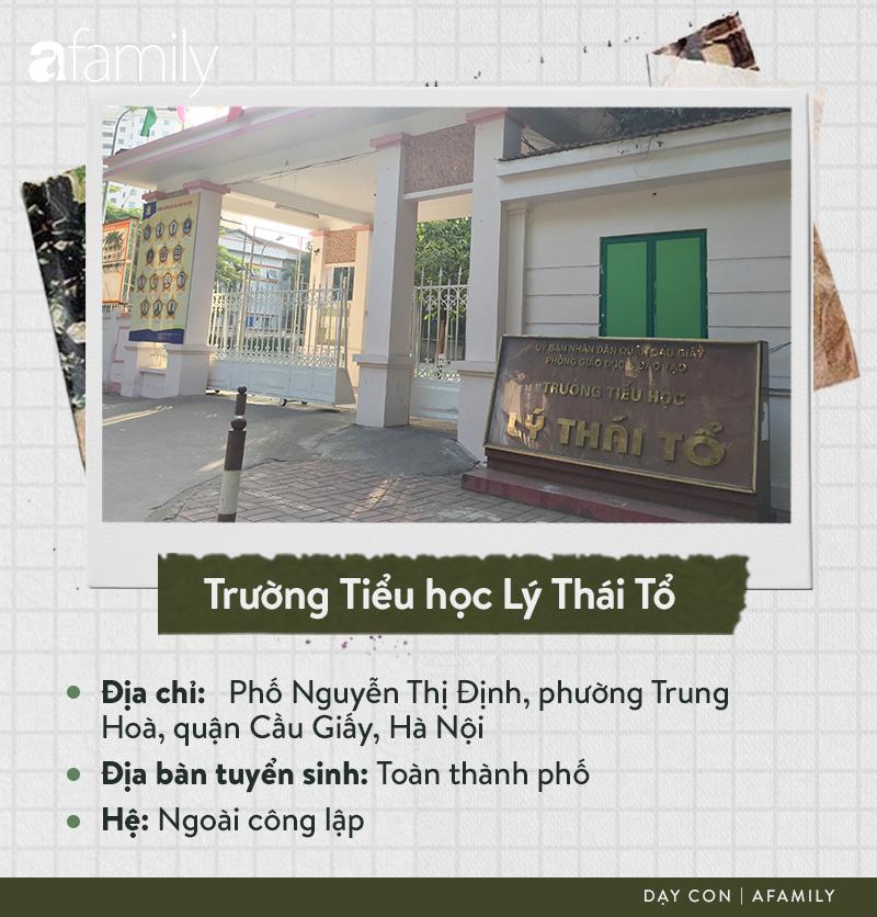 Danh sách các trường tiểu học tại quận Cầu Giấy: Chiếm gần một nửa là hệ ngoài công lập, ghi dấu ấn với trường Nguyễn Siêu - Ảnh 18.