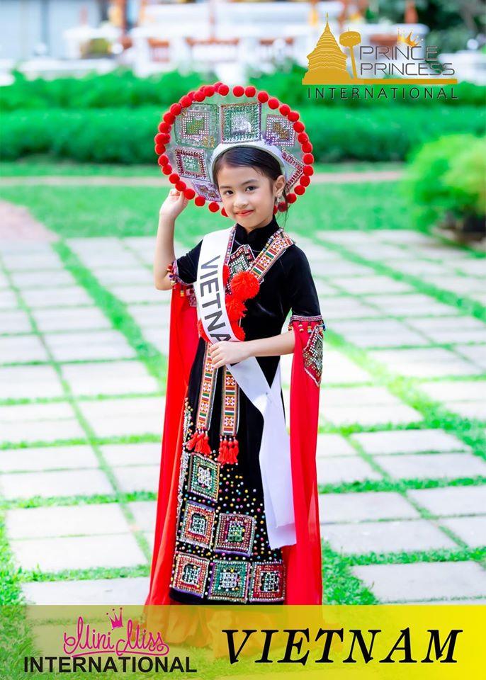 Bé gái Việt 6 tuổi xuất sắc đăng quang Hoa hậu nhí châu Á Thái Bình Dương 2019 - Ảnh 1.