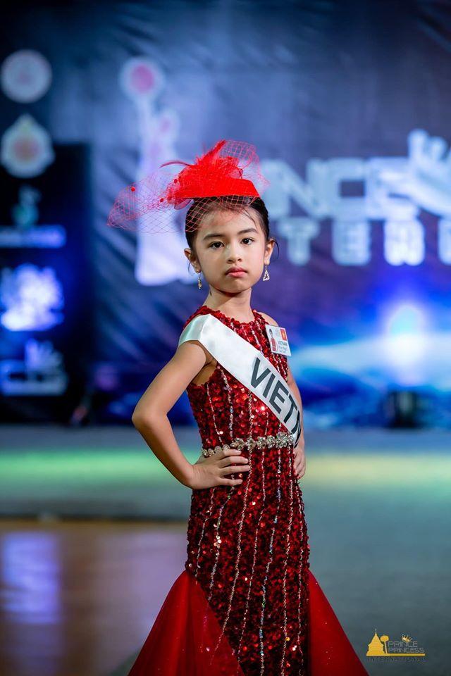 Bé gái Việt 6 tuổi xuất sắc đăng quang Hoa hậu nhí châu Á Thái Bình Dương 2019 - Ảnh 2.