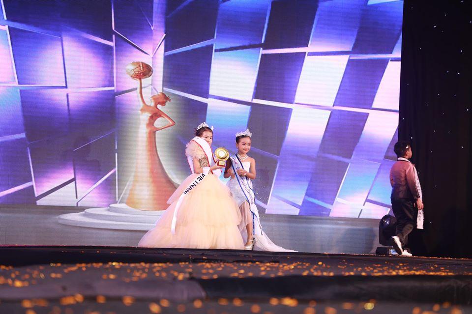 Bé gái Việt 6 tuổi xuất sắc đăng quang Hoa hậu nhí châu Á Thái Bình Dương 2019 - Ảnh 4.