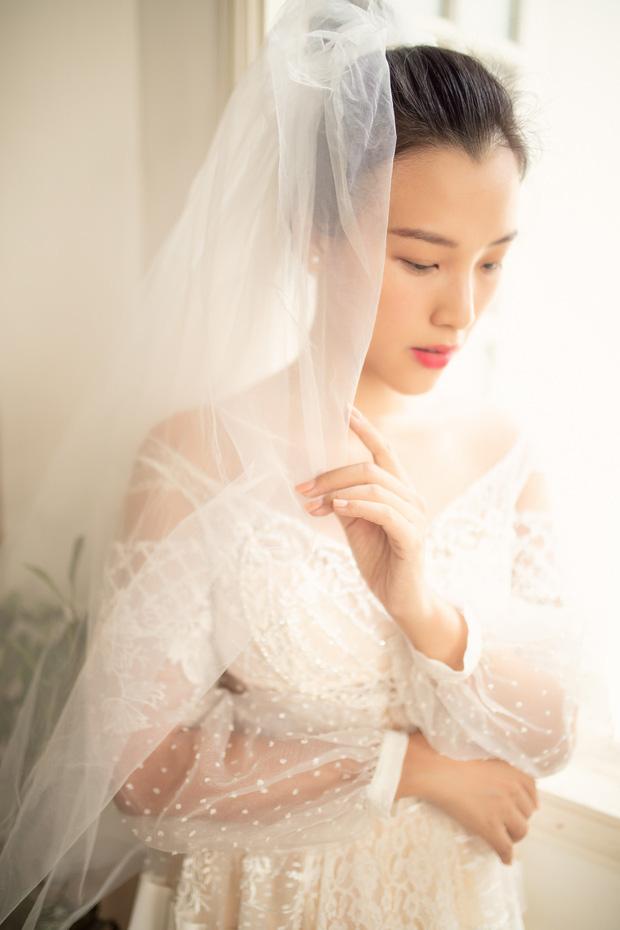 """Trước ngày lấy chồng, """"crush thời thanh xuân"""" của Hoàng Oanh bất ngờ tiết lộ cô có ý định sẽ từ bỏ sự nghiệp sau khi lên xe hoa - Ảnh 2."""
