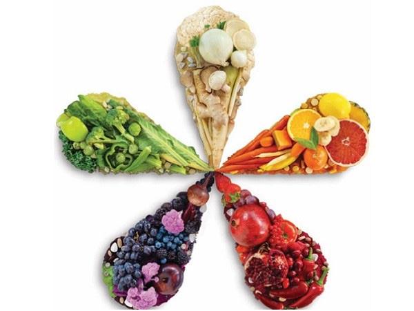 Da đẹp như gái Hàn: Chuyên gia người Hàn chia sẻ màu sắc các loại rau củ cũng tác động đến độ tươi trẻ mịn màng của làn da - Ảnh 1.