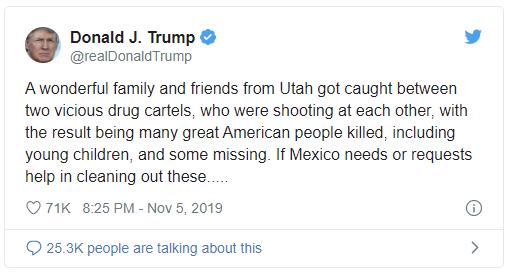 Vụ thảm sát gây chấn động: 9 người trong cùng một gia đình Mỹ bị bắn chết, trong đó có 2 bé sinh đôi 7 tháng tuổi - Ảnh 3.