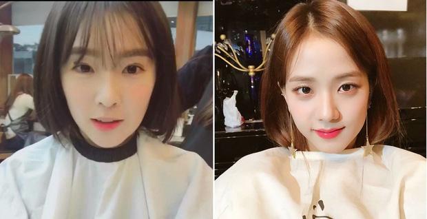 Jisoo và Irene khi chung khung hình và cùng 1 kiểu makeup: Xinh đẹp ngút ngàn khiến netizen khó phân thắng bại - Ảnh 7.