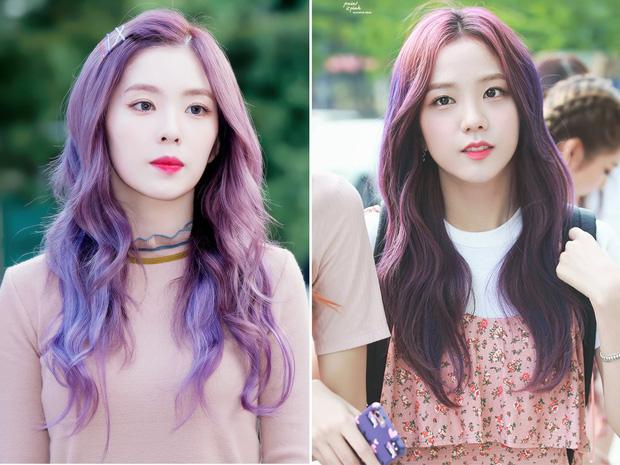 Jisoo và Irene khi chung khung hình và cùng 1 kiểu makeup: Xinh đẹp ngút ngàn khiến netizen khó phân thắng bại - Ảnh 8.