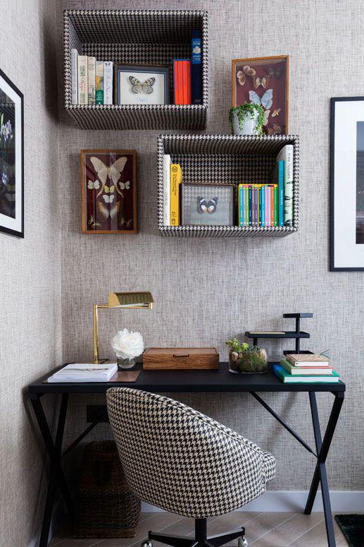 15 ý tưởng trang trí cho giá sách của bạn nổi bần bật trong không gian nhà ở - Ảnh 1.