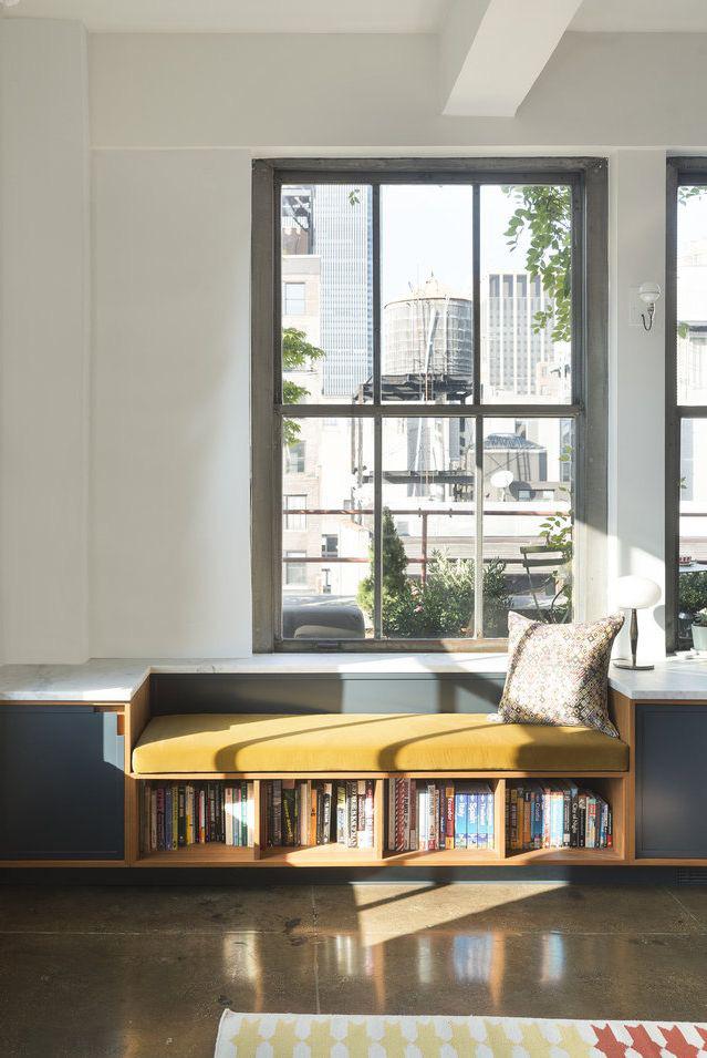 15 ý tưởng trang trí cho giá sách của bạn nổi bần bật trong không gian nhà ở - Ảnh 15.
