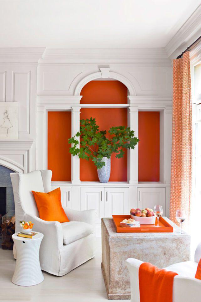 15 ý tưởng trang trí cho giá sách của bạn nổi bần bật trong không gian nhà ở - Ảnh 8.