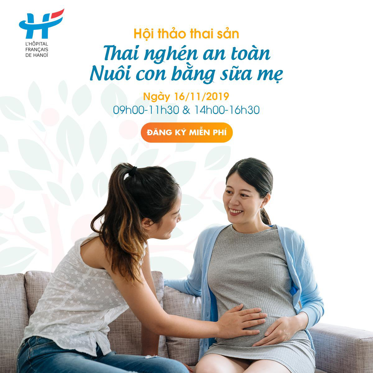 Lời khuyên hữu ích cho thai kỳ thêm nhẹ nhàng - Ảnh 5.