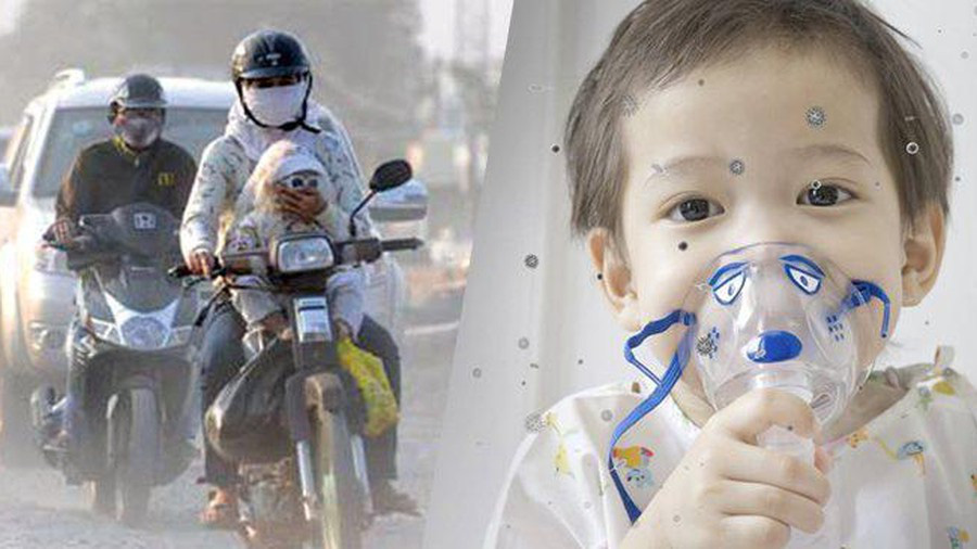 Chỉ 3 phút xem bài, mẹ có ngay cách bảo vệ con trước khói bụi, vi khuẩn - Ảnh 2.
