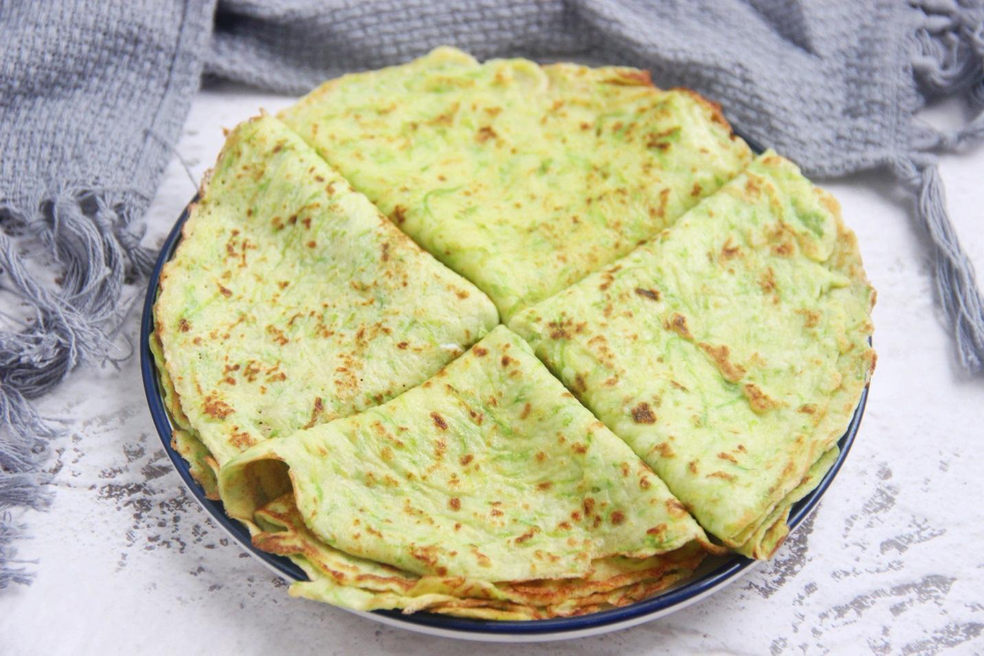 Thử ngay món bánh crepe màu xanh - nguồn bổ sung chất xơ hoàn hảo cho cả nhà - Ảnh 5.