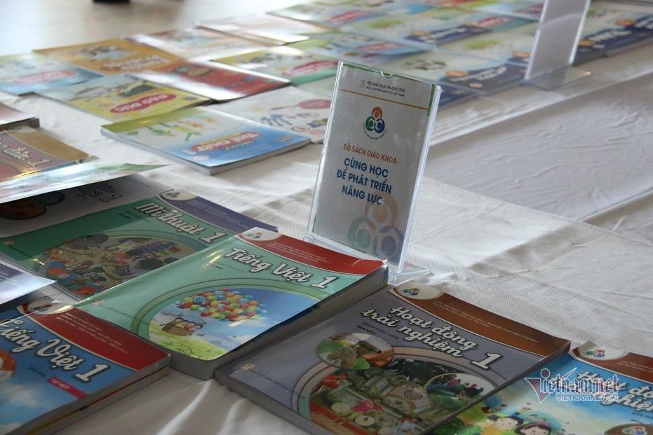 Ra mắt 4 bộ sách giáo khoa lớp 1 biên soạn theo chương trình mới - Ảnh 12.