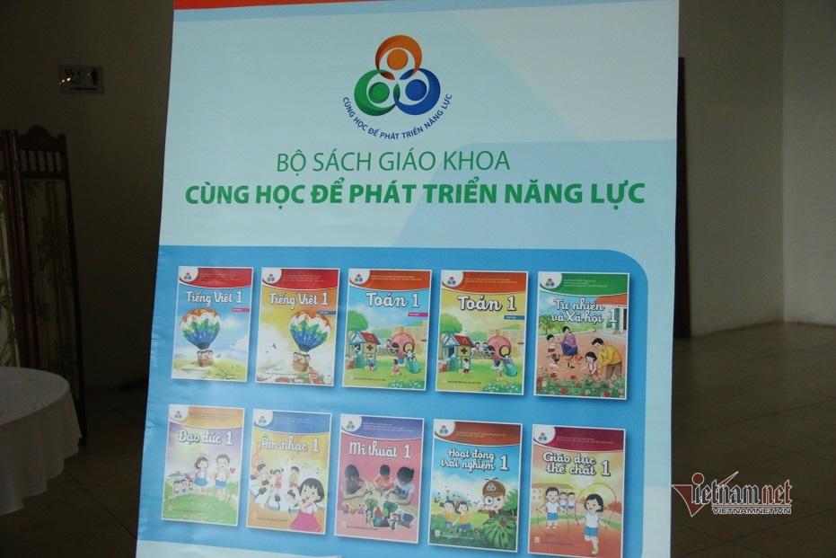 Ra mắt 4 bộ sách giáo khoa lớp 1 biên soạn theo chương trình mới - Ảnh 10.