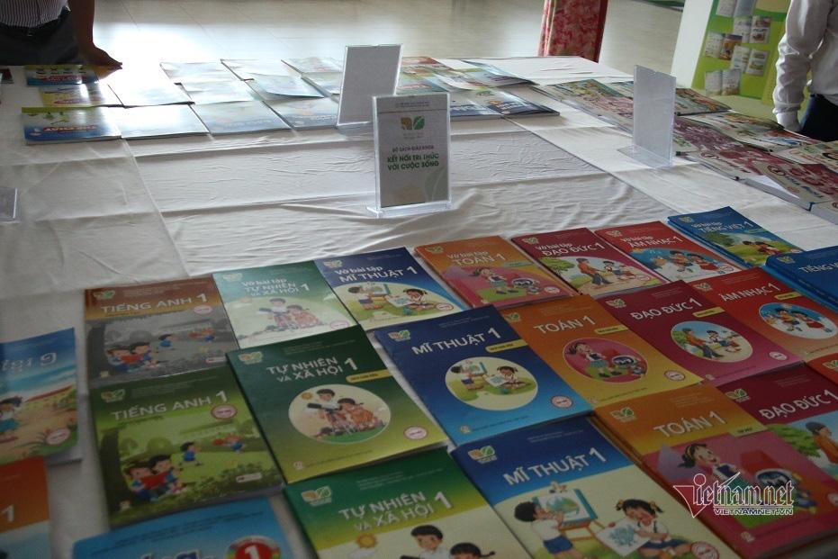 Ra mắt 4 bộ sách giáo khoa lớp 1 biên soạn theo chương trình mới - Ảnh 14.