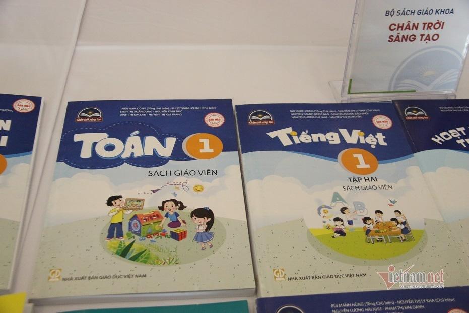 Ra mắt 4 bộ sách giáo khoa lớp 1 biên soạn theo chương trình mới - Ảnh 9.