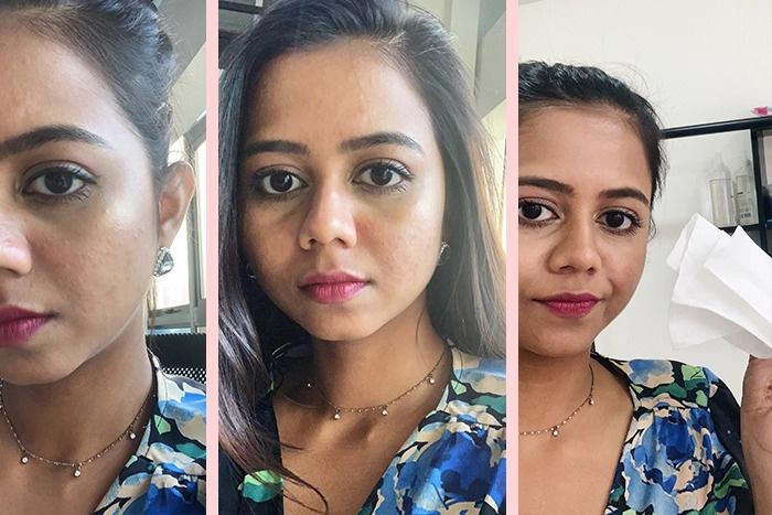 Chơi liều để nguyên lớp makeup qua đêm, cô gái gặp quả báo nhãn tiền vào ngay ngày hôm sau - Ảnh 4.