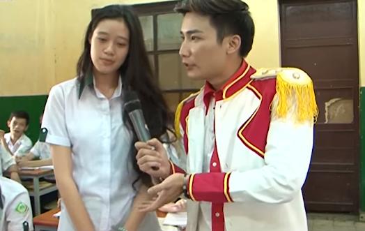 """Lộ ảnh nhan sắc thời """"dậy thì chưa thành công"""" của Hoa hậu Khánh Vân - Ảnh 2."""