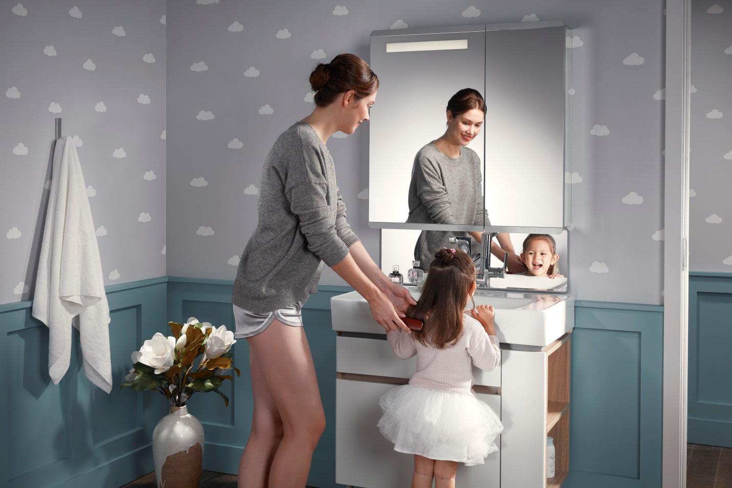 Cùng RitaVõ và Kohler xây dựng tổ ấm với bộ sản phẩm Family Care - Ảnh 1.