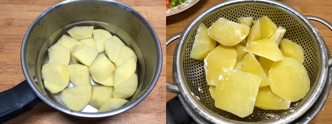 Bữa cơm ngày rằm không thể bỏ qua món rau củ xào chay ngon hết cỡ - Ảnh 1.