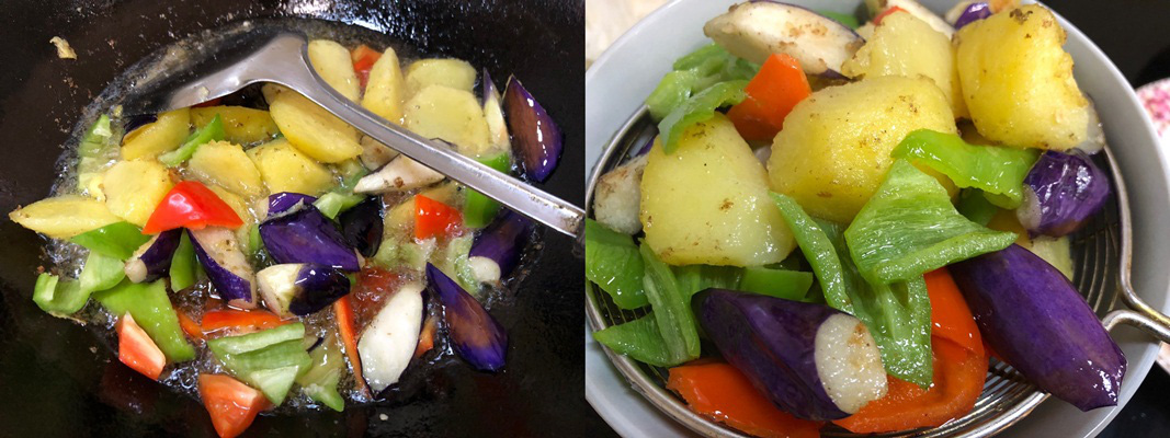 Bữa cơm ngày rằm không thể bỏ qua món rau củ xào chay ngon hết cỡ - Ảnh 4.